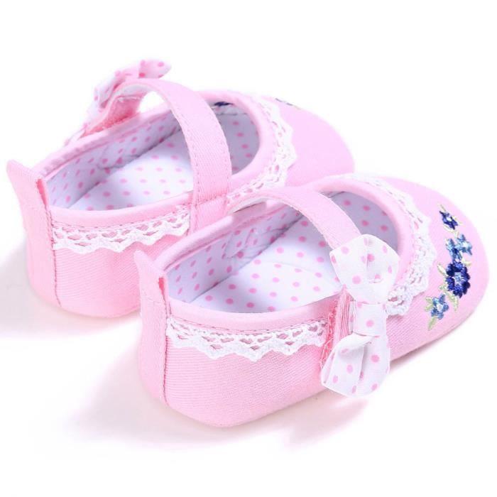 BOTTE Enfant en bas âge bébé garçon fille douce semelle chaussures Sneaker nouveau-né@RougeHM vbymnqJOw