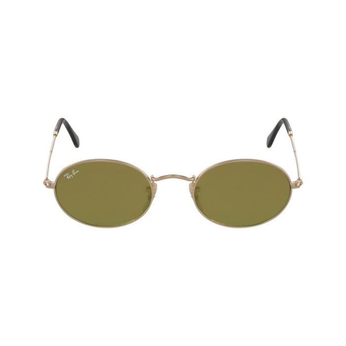 Lunettes de soleil Ray Ban RB3547-N Oval Flat Lenses-001-93 Or ... 1c37f999b93d