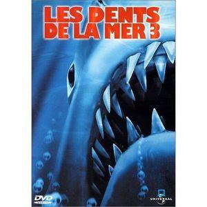 DVD FILM LES DENTS DE LA MER 3
