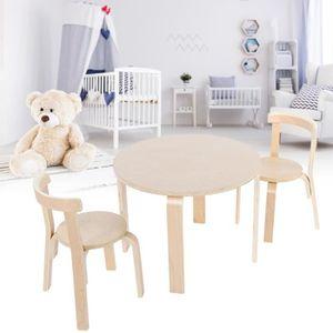 Achat Cher Bois Pas Chaise Vente Table Enfant zSVGMpqU