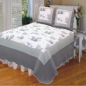 couvre lit 1 place achat vente couvre lit 1 place pas cher soldes d s le 10 janvier cdiscount. Black Bedroom Furniture Sets. Home Design Ideas