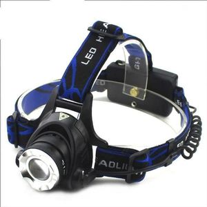 LAMPE FRONTALE MULTISPORT Lampe Frontal LED Ultra Eclairante Lithium Lampe P