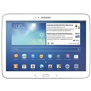 TABLETTE TACTILE 16GB tablette Samsung P5210 Galaxy Tab 10.1 WIF…