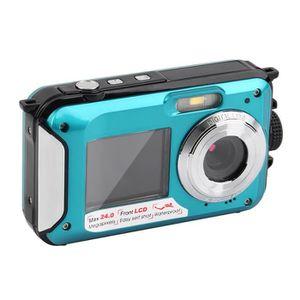 APPAREIL PHOTO COMPACT HD268 Appareil photo numérique Caméra 24MP MAX 108