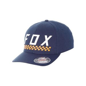 CASQUETTE Casquette Flexfit Fox Check Yo Self Midnight