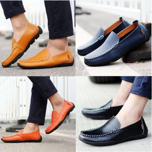 MOCASSIN New Driving Chaussures bateau Casual Chaussures en