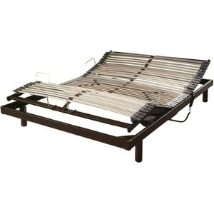 SOMMIER Sommier relaxation électrique S50 mono 140 x 19…
