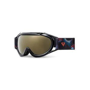 07db35cff0acb9 LUNETTES DE MONTAGNE Masque de ski Roxy LOOLA 2.0 coloris true black ...