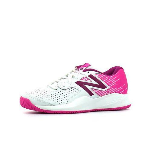 Chaussures de tennis New Balance WC696 - Prix pas cher