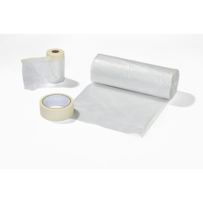 WAGNER Kit de masquage et protection Universal pour la...