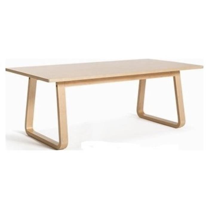 table basse design scandinave halmstad 120cm achat. Black Bedroom Furniture Sets. Home Design Ideas