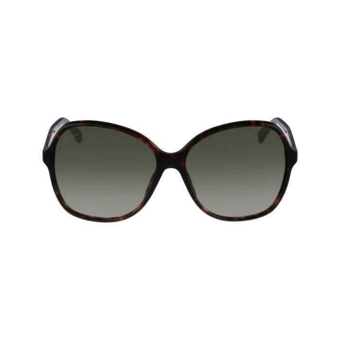 Lunettes de soleil Gucci GG 3721-S -HNZHA Havane - Achat   Vente ... 79f35cdf1404