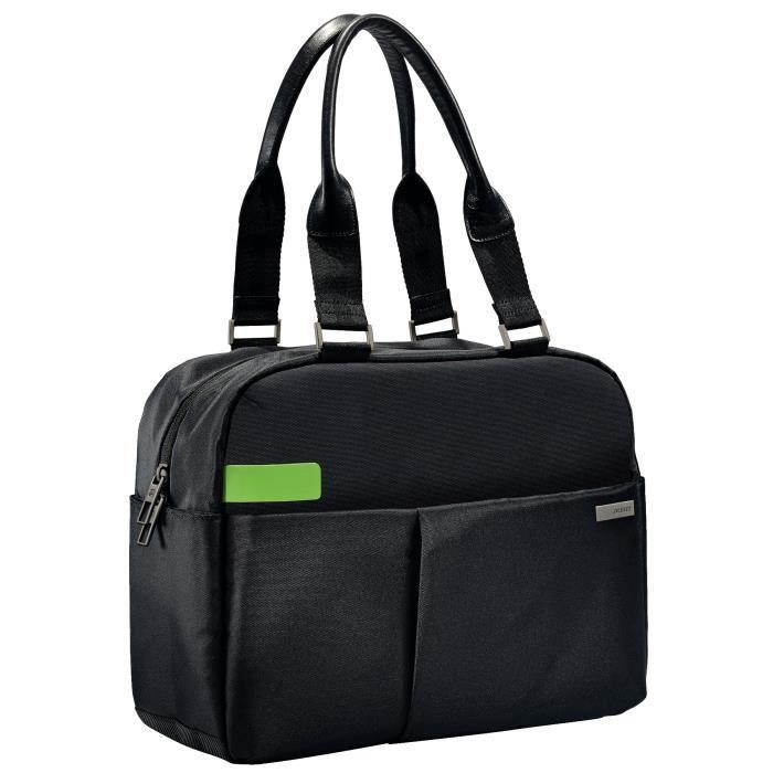b4023c3e8a SACOCHE INFORMATIQUE LEITZ Smart Traveller Shopper - Sacoche pour ordi