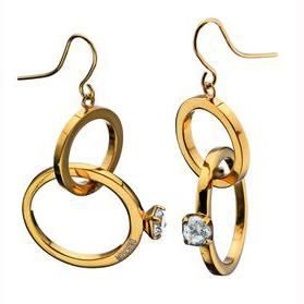 Boucles doreilles femme MOSCHINO JEWELS MARRY ME?! MJ0061