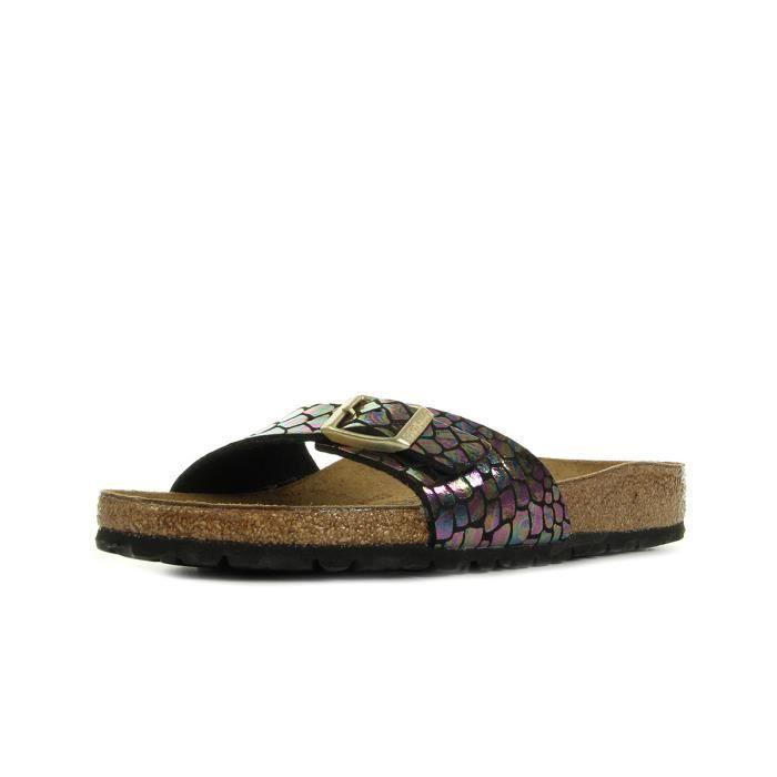 Tongs sandale Antidérapant femmes de chaussures d'été sandales Confortable Classique pantoufles femme tonguesdssx132bleu42 LmLf6B2Zt