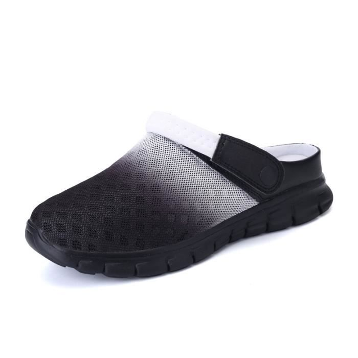 Plage grande taille Chaussures Chaussures loafer imperméables pour homme