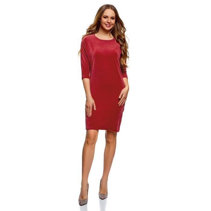 Womens Relaxed-fit Bat Sleeve Dress 2G5T6M Taille-32