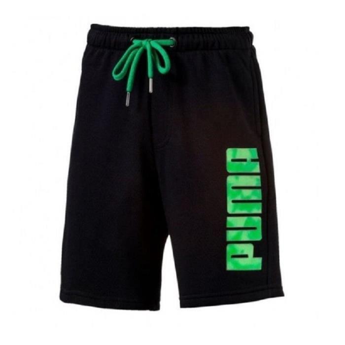 Puma Short Sport 590683 01 - Achat   Vente short de sport ... e7f8de3ad16