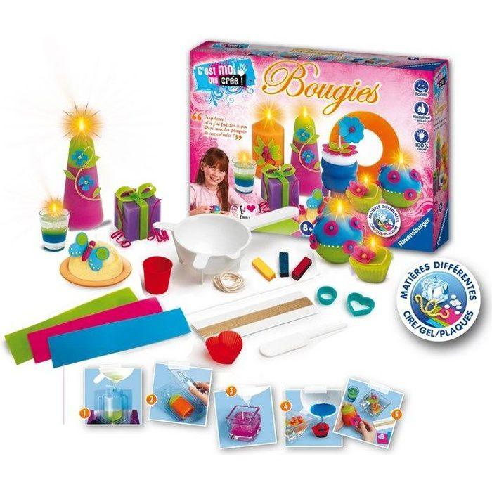 C 39 est moi qui cr e bougies maxi achat vente cr ation de bougie cdiscount Magasin de bricolage pour enfant