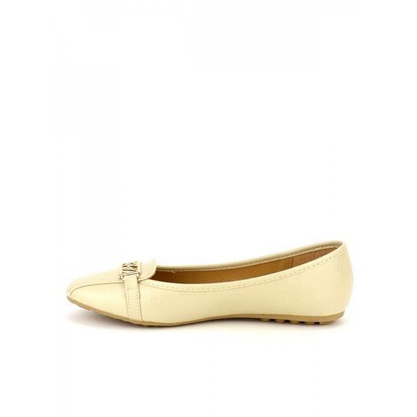 Ballerines Beige Chaussures Femme, Cendriyon