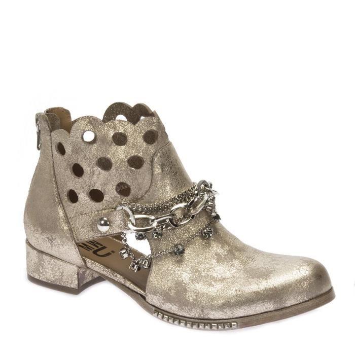 Boots Femmes MIMMU.