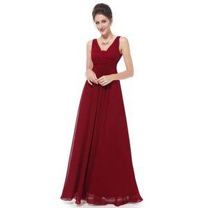 Marque anglaise robe de soiree