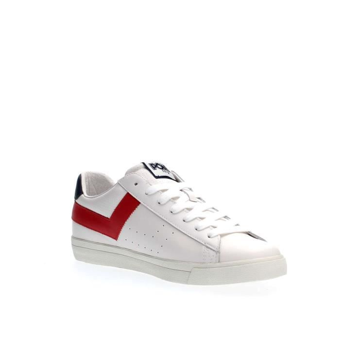 PONY SNEAKERS Homme White bluette, 44