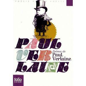 Livre 6-9 ANS Poèmes de Paul Verlaine