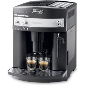 DELONGHI ESAM 3000.B Machine expresso automatique avec broyeur Magnifica - Noir