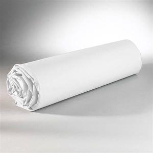 DRAP HOUSSE Linge de lit   Drap housse 140 x 190 blanc