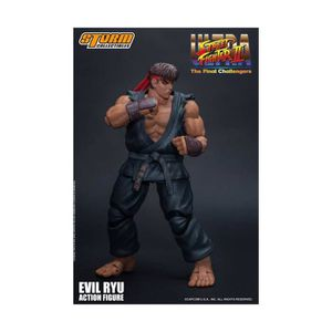 FIGURINE - PERSONNAGE Storm Collectibles - Street Fighter Ultra II: The