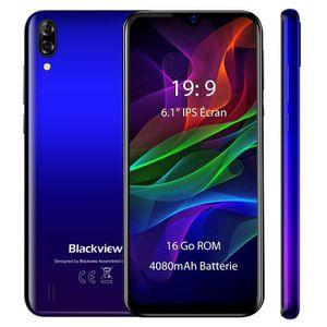 """SMARTPHONE Blackview A60 Smartphone Debloqué 16 Go 6.1"""" Écran"""