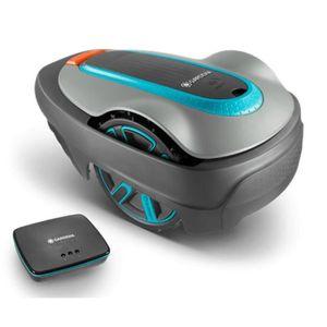 TONDEUSE GARDENA Robot de tonte smart Sileno City 500m² 18V
