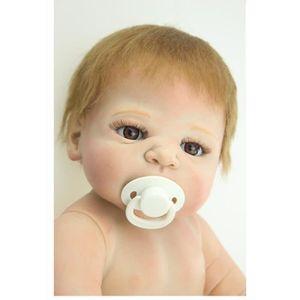 POUPÉE Nouveau Design Silicone Reborn poupées poupée nue