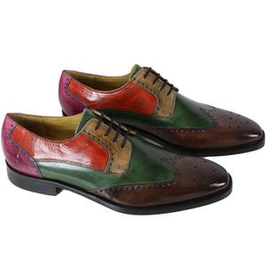 RICHELIEU Chaussure en cuir Melvin   Hamilton Jeff 14 LT Pur. Chaussures ... 244fe8dd479b