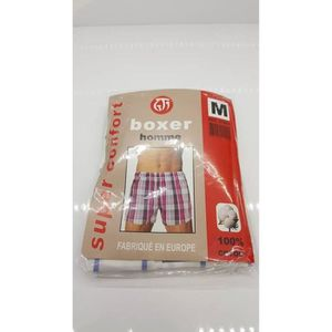 Vente Boxer Achat Pas Cher Lot Homme Cdiscount Nwm80yvnO