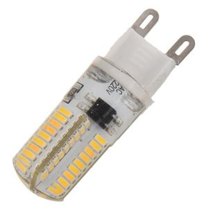AMPOULE - LED 10x G9 5W Blanc chaud Dimmable SMD 3014 72 LED Lam
