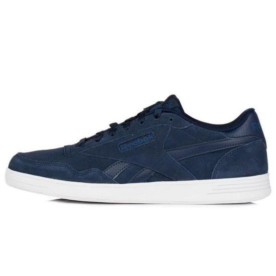 separation shoes a30a0 4c4b2 Chaussures Reebok Royal Techque T LX Bleu Bleu - Achat   Vente basket