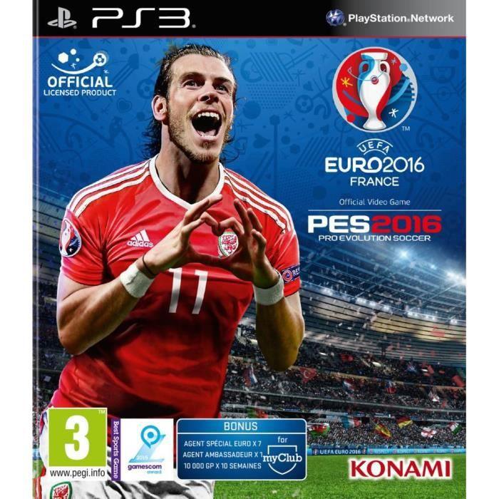 euro 2016 jeu ps3 achat vente jeu ps3 euro 2016 jeu ps3 cdiscount. Black Bedroom Furniture Sets. Home Design Ideas
