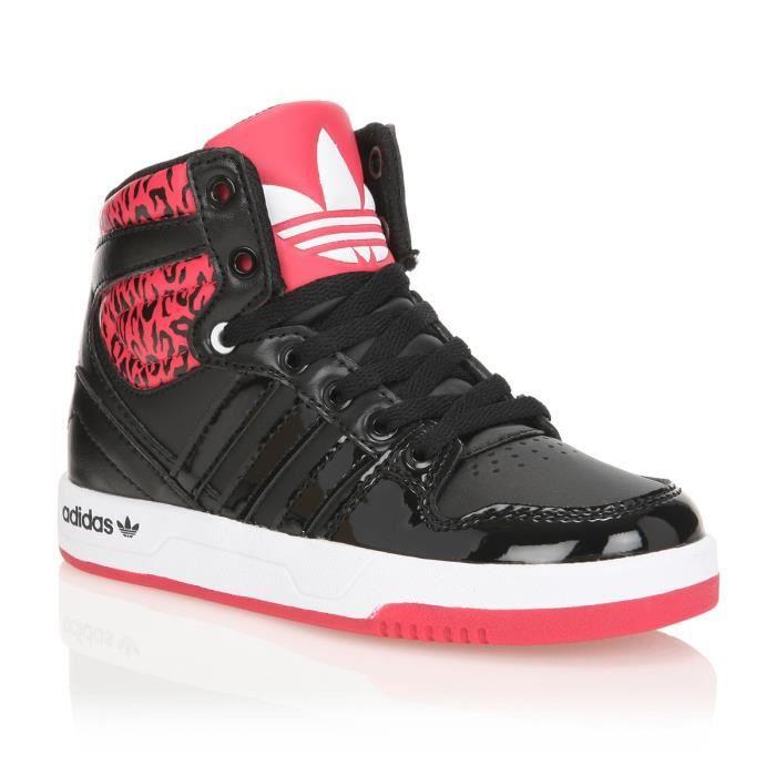 Court Originals Enfant Attitude Baskets Noirrose C Achat Adidas za8xEwR8