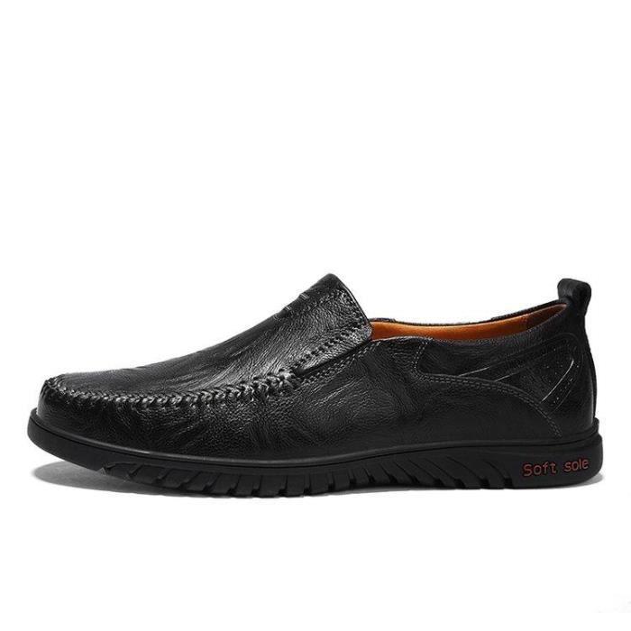 De Bateau Noir Athlétique pedafaem Résist D'affaires Homme X25893 Look élégant Un Chaussures Respirante 1858 37 Plus z4qWwwdFa
