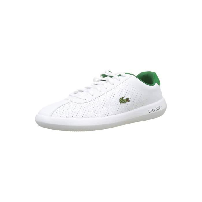 Avance Achat Lacoste Blanc Baskets Basket Vente YfvgqwRB