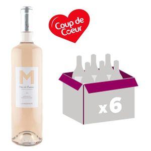 VIN ROSÉ M de Madrague rosé 2016 - Côtes de Provence rosé -