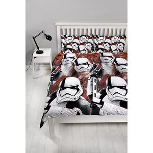 housse de couette 200x200 star wars achat vente pas cher. Black Bedroom Furniture Sets. Home Design Ideas