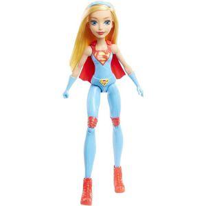 POUPÉE DC SUPER HERO GIRL Entraînement  Supergirl 30 cm