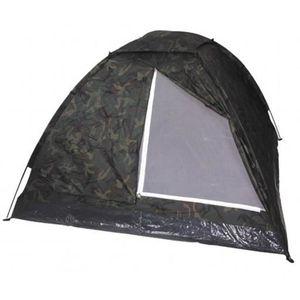 TENTE DE CAMPING Tente MONODOME - 3 personnes-Woodland - 210X210X13