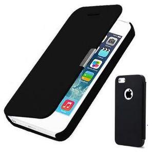 coque avec rabat iphone 5