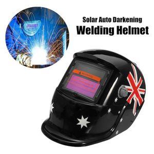 0661baf94f6b2d LUNETTE - VISIÈRE CHANTIER Masque de soudage solaire assombrissement  automati. Masque de soudage solaire assombrissement automatique casque ...