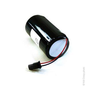 MULTIMÈTRE Batterie lithium 1x SL2780/S   D 3.6V 19Ah Molex