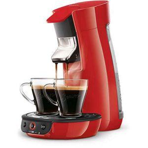 MACHINE À CAFÉ Senseo Viva Café HD7829-80, Autonome, Cafetière à